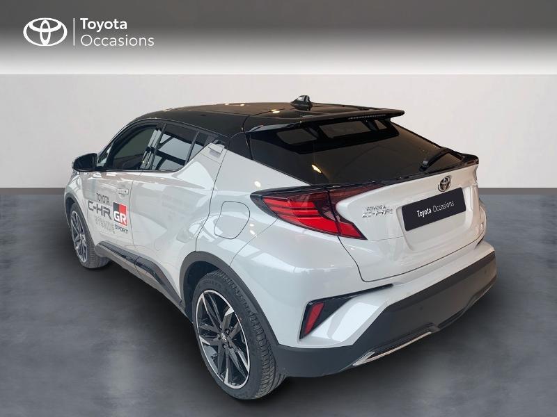Toyota C-HR 184h GR-Sport 2WD E-CVT MY20 Gris occasion à CASTRES - photo n°2