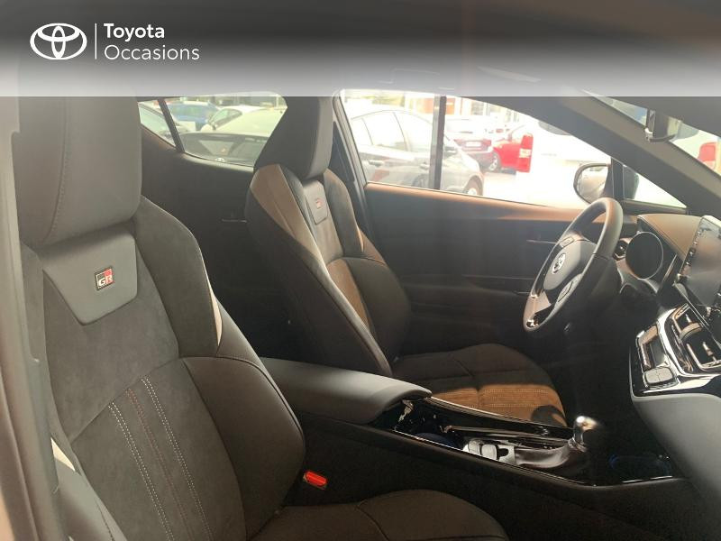 Toyota C-HR 184h GR-Sport 2WD E-CVT MY20 Gris occasion à CASTRES - photo n°6