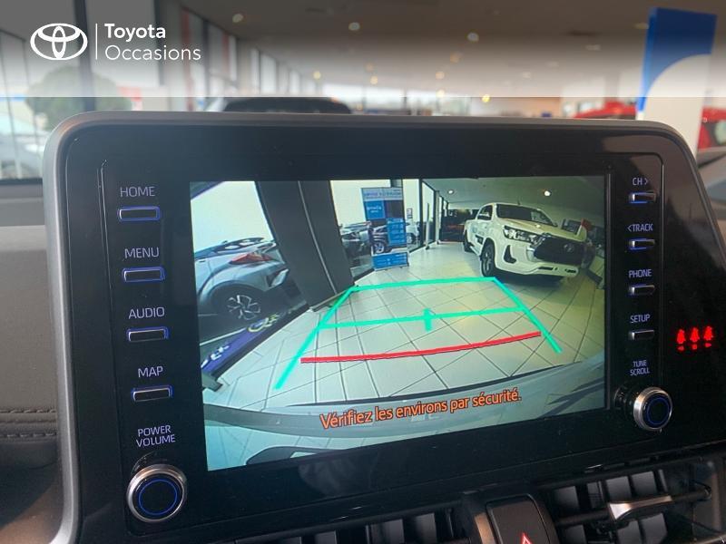 Toyota C-HR 184h GR-Sport 2WD E-CVT MY20 Gris occasion à CASTRES - photo n°17
