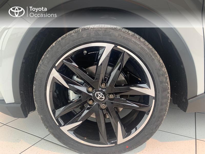 Toyota C-HR 184h GR-Sport 2WD E-CVT MY20 Gris occasion à CASTRES - photo n°16