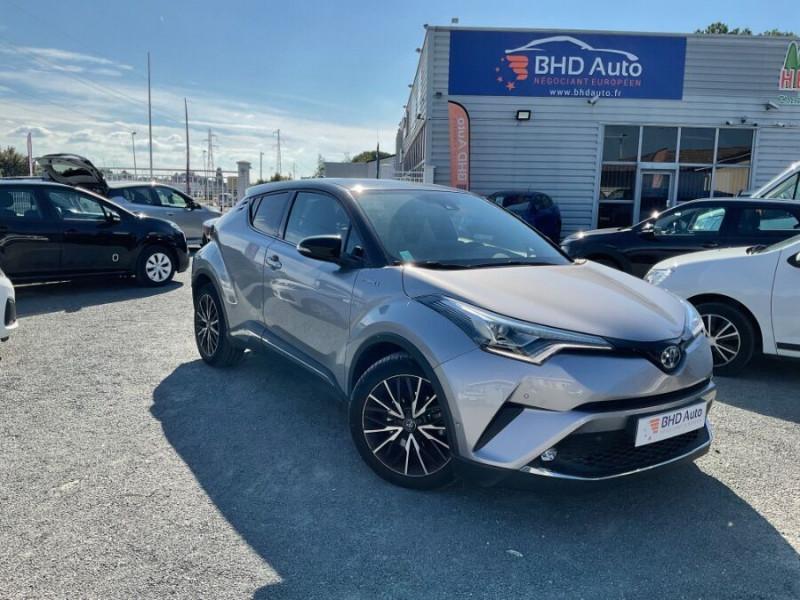 Toyota C-HR occasion 2018 mise en vente à Biganos par le garage BHD AUTO - photo n°1