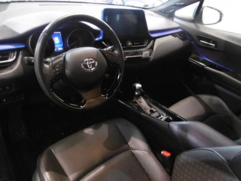Toyota C-HR c-hr hybride 122h collection Gris occasion à Azé - photo n°3