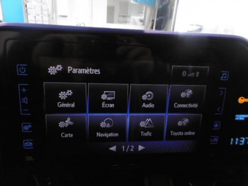 Toyota C-HR c-hr hybride 122h collection Gris occasion à Azé - photo n°4