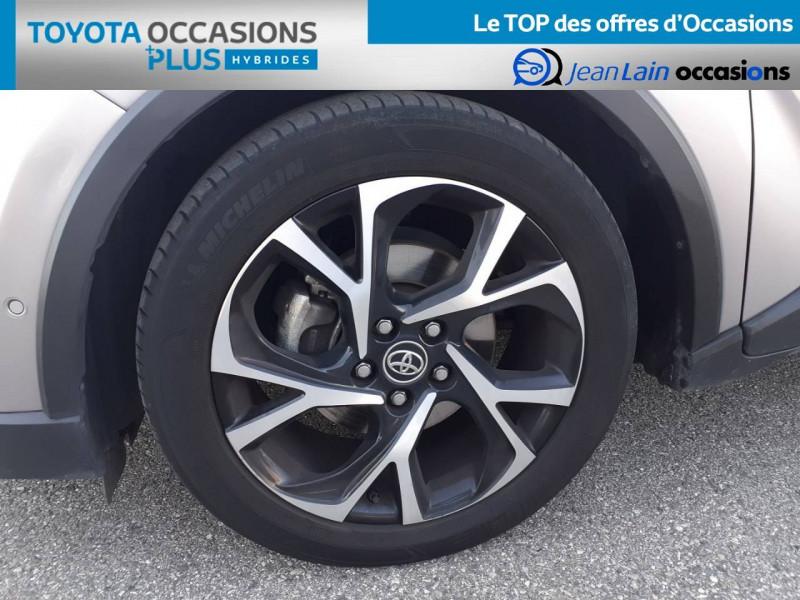 Toyota C-HR C-HR Hybride 122h Graphic 5p Gris occasion à Valence - photo n°9