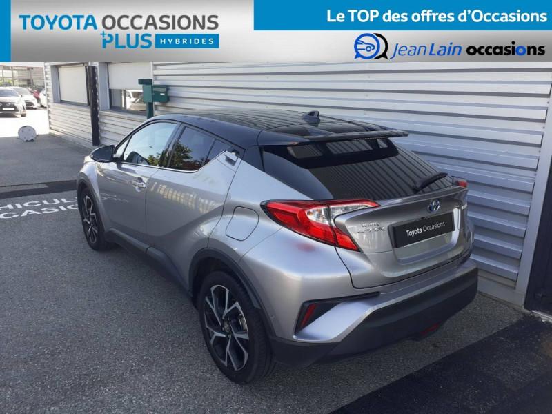 Toyota C-HR C-HR Hybride 122h Graphic 5p Gris occasion à Valence - photo n°7