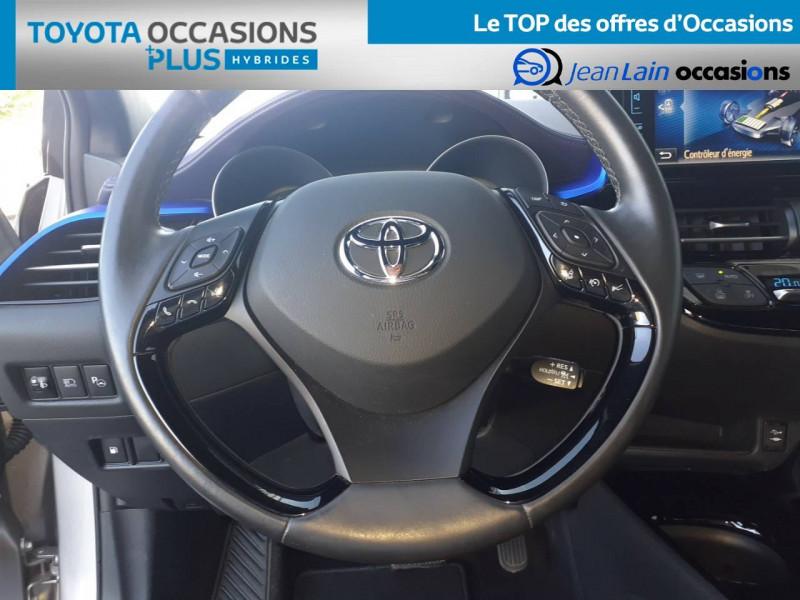 Toyota C-HR C-HR Hybride 122h Graphic 5p Gris occasion à Valence - photo n°12