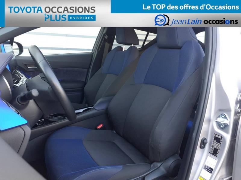 Toyota C-HR C-HR Hybride 122h Graphic 5p Gris occasion à Valence - photo n°18