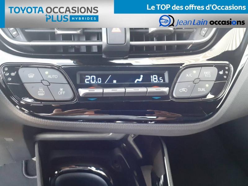 Toyota C-HR C-HR Hybride 122h Graphic 5p Gris occasion à Valence - photo n°14