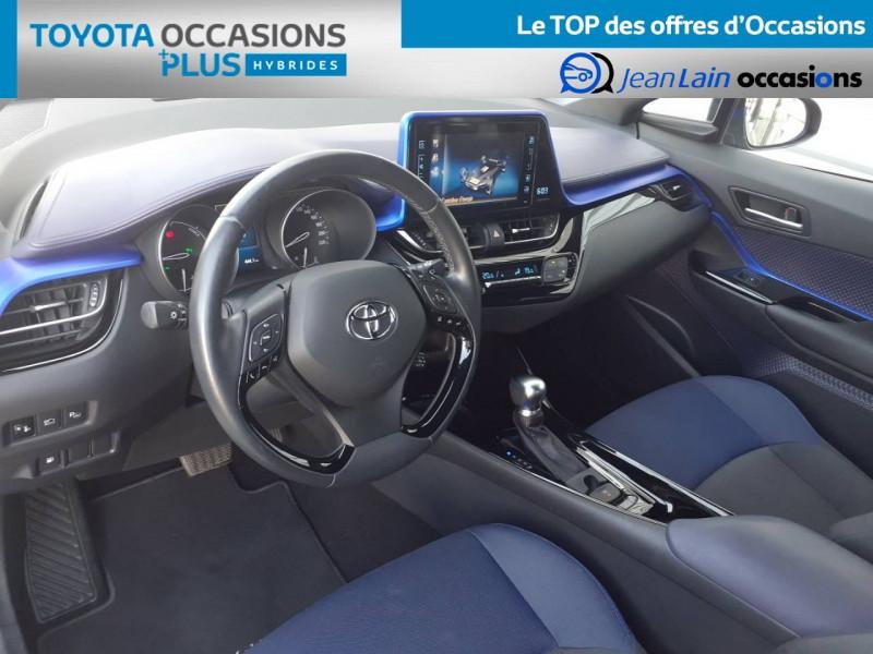 Toyota C-HR C-HR Hybride 122h Graphic 5p Gris occasion à Valence - photo n°11