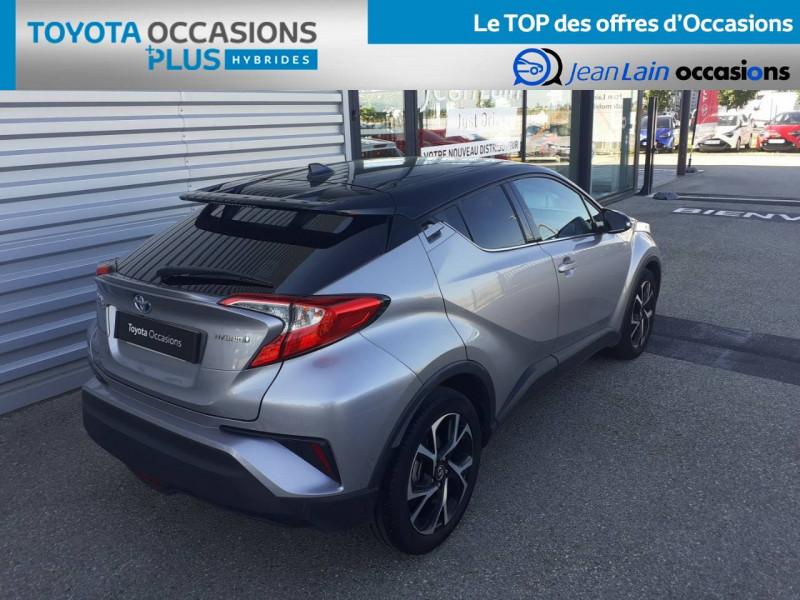 Toyota C-HR C-HR Hybride 122h Graphic 5p Gris occasion à Valence - photo n°5