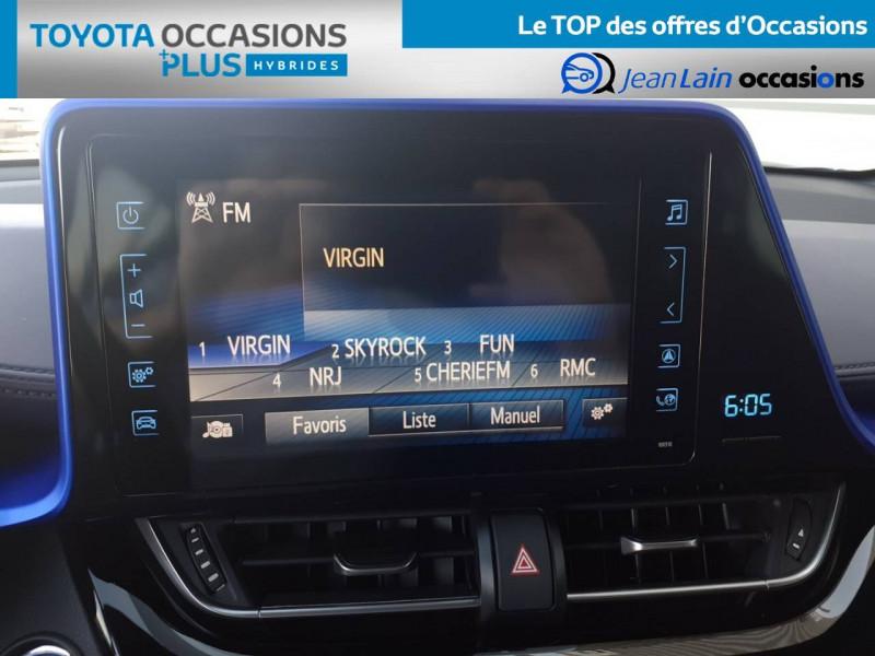Toyota C-HR C-HR Hybride 122h Graphic 5p Gris occasion à Valence - photo n°15