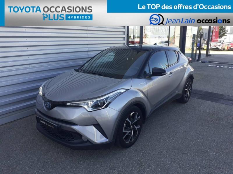 Toyota C-HR C-HR Hybride 122h Graphic 5p Gris occasion à Valence