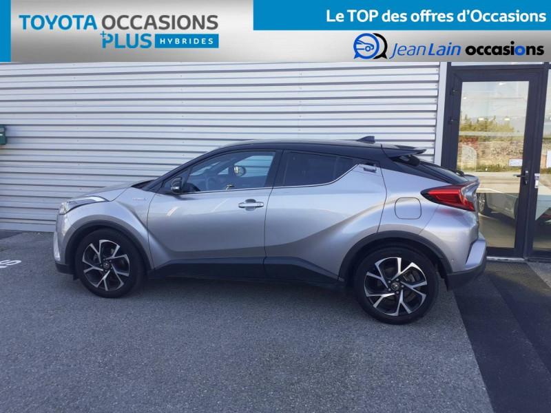Toyota C-HR C-HR Hybride 122h Graphic 5p Gris occasion à Valence - photo n°8