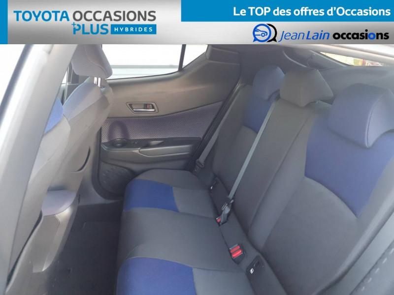Toyota C-HR C-HR Hybride 122h Graphic 5p Gris occasion à Valence - photo n°17