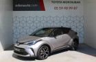 Toyota C-HR C-HR Hybride 2.0L Collection 5p Gris 2021 - annonce de voiture en vente sur Auto Sélection.com