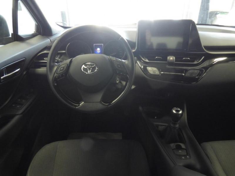 Toyota C-HR c-hr pro 116ch turbo 2wd dynamic Noir occasion à Saint-Berthevin - photo n°3
