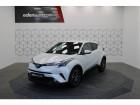 Toyota C-HR HYBRIDE 122h Distinctive Blanc à TARBES 65