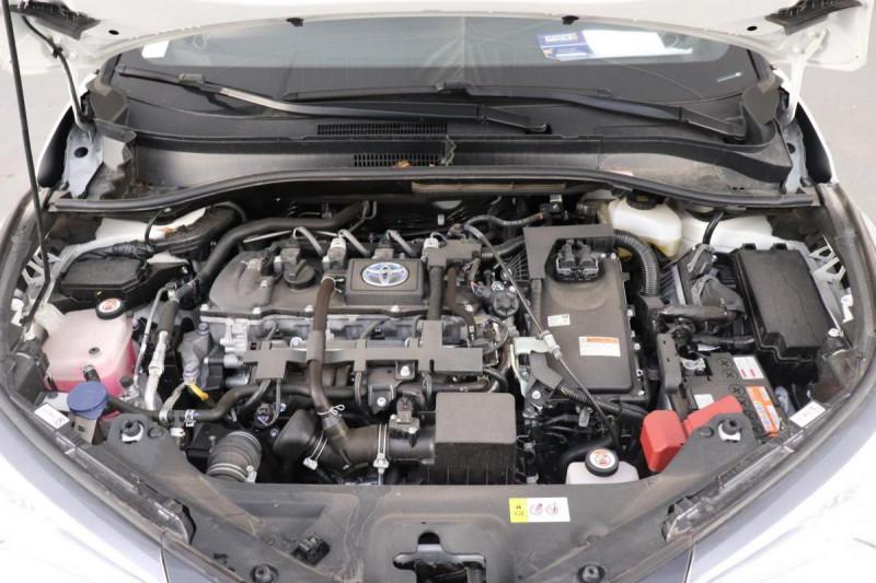 Toyota C-HR HYBRIDE 122h Dynamic Blanc occasion à Aubière - photo n°14