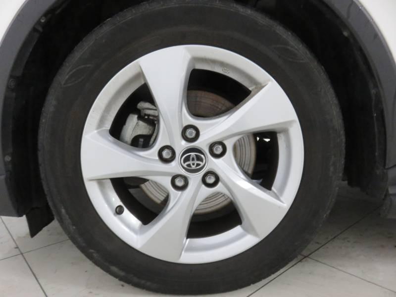 Toyota C-HR HYBRIDE 122h Dynamic Blanc occasion à BAYONNE - photo n°7