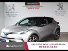 Toyota C-HR HYBRIDE 122h Graphic Gris à Saint-Pierre-du-Mont 40