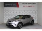 Toyota C-HR HYBRIDE 122h Graphic Gris 2018 - annonce de voiture en vente sur Auto Sélection.com