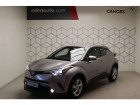 Toyota C-HR HYBRIDE PRO 122h Dynamic Gris 2017 - annonce de voiture en vente sur Auto Sélection.com