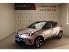 Toyota C-HR HYBRIDE PRO 122h Graphic Gris 2017 - annonce de voiture en vente sur Auto Sélection.com