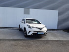 Toyota C-HR HYBRIDE RC18 122h Edition Blanc à Brive-la-Gaillarde 19