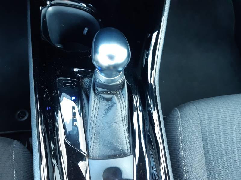 Toyota C-HR HYBRIDE RC18 122h Edition Noir occasion à Brive-la-Gaillarde - photo n°13