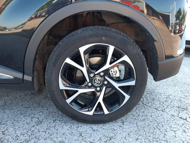 Toyota C-HR HYBRIDE RC18 122h Edition Noir occasion à Brive-la-Gaillarde - photo n°15