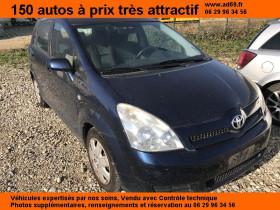 Toyota Corolla Bleu, garage VOITURE PAS CHERE RHONE ALPES à Saint-Bonnet-de-Mure
