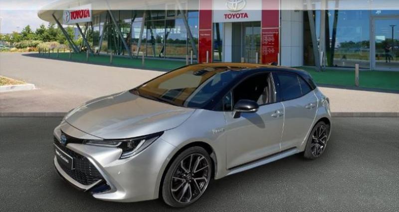 Toyota Corolla 122h Collection MY20 5cv Gris occasion à Hoenheim