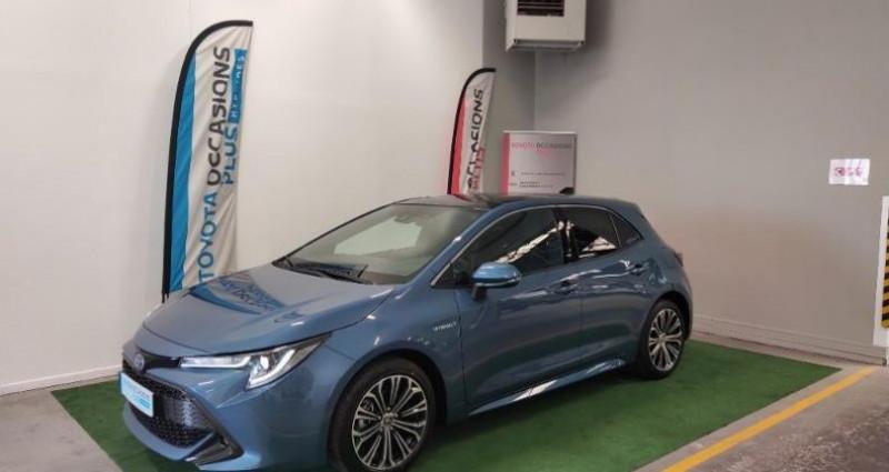Toyota Corolla 122h Design MY20 Bleu occasion à Maubeuge - photo n°2