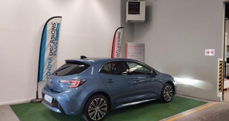 Toyota Corolla 122h Design MY20 Bleu occasion à Maubeuge - photo n°5