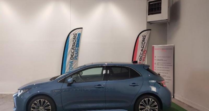 Toyota Corolla 122h Design MY20 Bleu occasion à Maubeuge - photo n°6