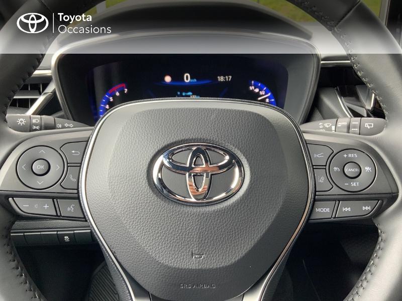 Toyota Corolla 122h Design MY20 Blanc occasion à Pluneret - photo n°20