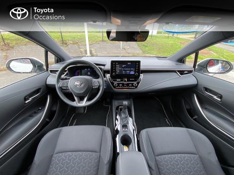 Toyota Corolla 122h Design MY20 Blanc occasion à Pluneret - photo n°8
