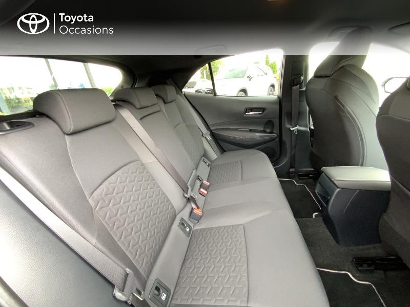 Toyota Corolla 122h Design MY20 Blanc occasion à Pluneret - photo n°7