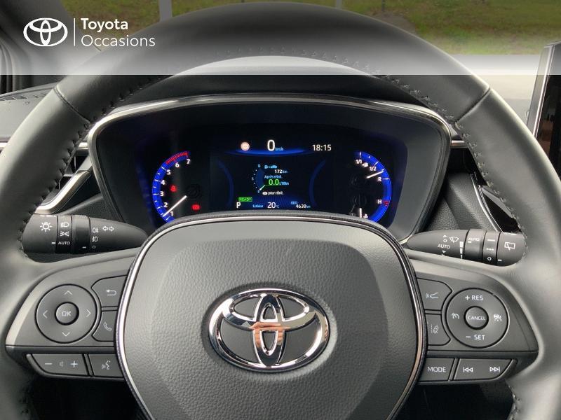 Toyota Corolla 122h Design MY20 Blanc occasion à Pluneret - photo n°13