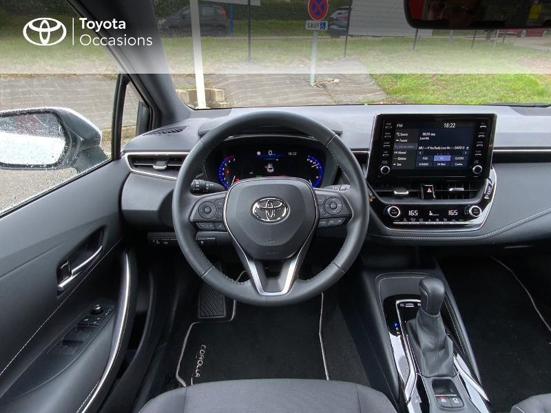 Toyota Corolla 122h Design MY20 Blanc occasion à Pluneret - photo n°9