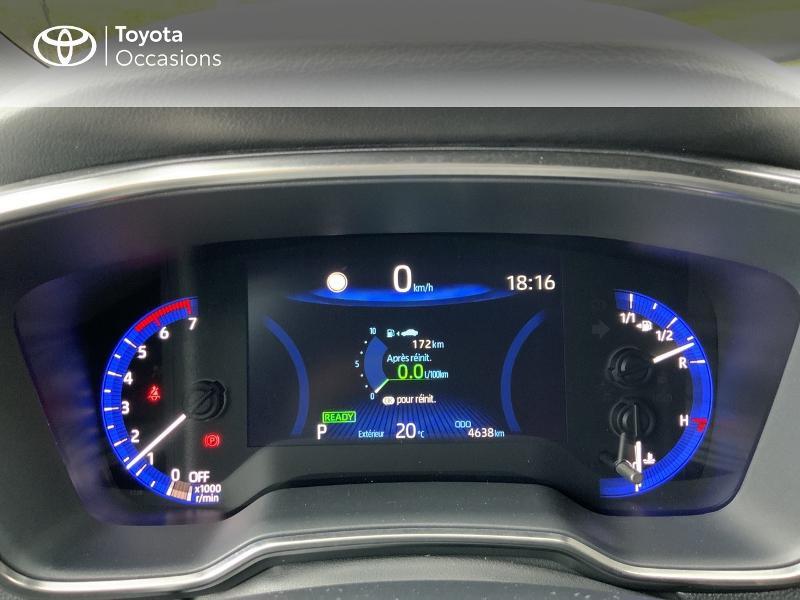 Toyota Corolla 122h Design MY20 Blanc occasion à Pluneret - photo n°14