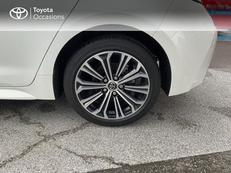 Toyota Corolla 122h Design MY20 Blanc occasion à Pluneret - photo n°16