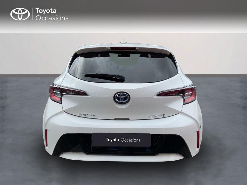 Toyota Corolla 122h Design MY20 Blanc occasion à Pluneret - photo n°4
