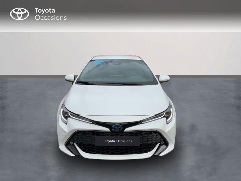 Toyota Corolla 122h Design MY20 Blanc occasion à Pluneret - photo n°5