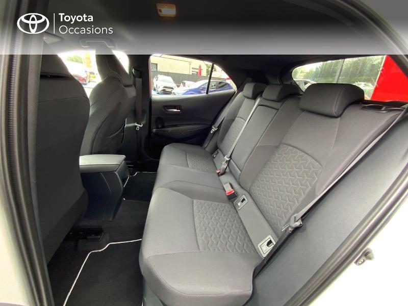 Toyota Corolla 122h Design MY20 Blanc occasion à Pluneret - photo n°12