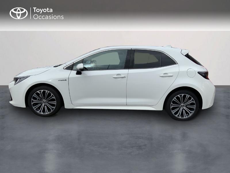 Toyota Corolla 122h Design MY20 Blanc occasion à Pluneret - photo n°3