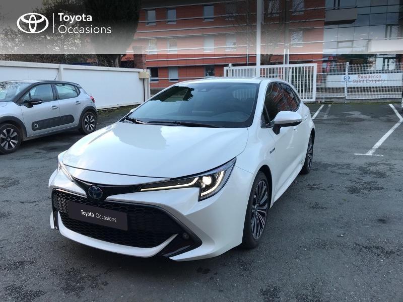 Toyota Corolla 122h Design MY20 Blanc occasion à Albi - photo n°17