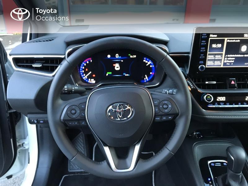 Toyota Corolla 122h Design MY20 Blanc occasion à Albi - photo n°9