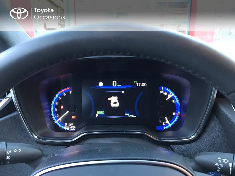 Toyota Corolla 122h Design MY20 Blanc occasion à Albi - photo n°14