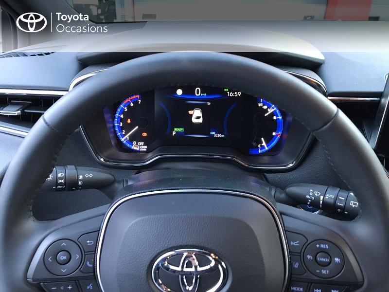 Toyota Corolla 122h Design MY20 Blanc occasion à Albi - photo n°13